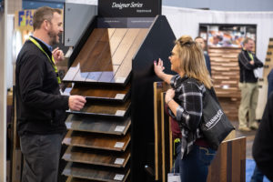 displays for the flooring industry